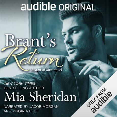 A vos agendas : Découvrez Brant's return de Mia Sheridan , un nouveau tome de la saga Sign of Love
