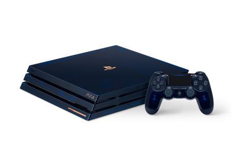 PS4 pro édition limitée