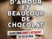 Avec d'amour beaucoup chocolat Tome L'écrivaine