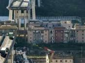 Effondrement pont Morandi gouvernement italien décrète l'état d'urgence Gênes