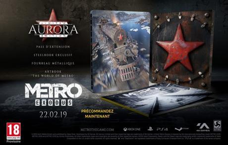Metro Exodus – Les éditions collector et limitées
