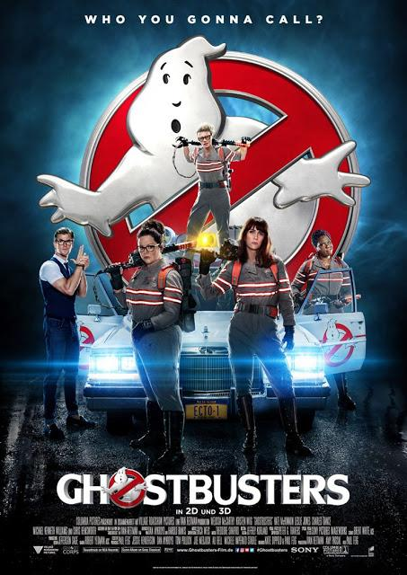 [COOKIE TIME] : #8. Ghostbusters de Paul Feig et les reboots 100 % féminin