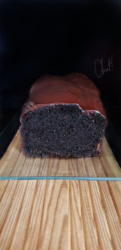 {Le Cake MamaaaaaMia : au chocolat et c'est tout!}