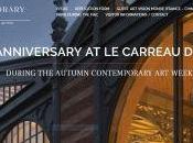 Fair Salon d'art contemporain Carreau Temple 18/21 Octobre 2018