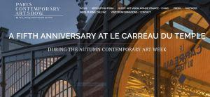 YIA Art Fair Salon d'art contemporain  au Carreau du Temple  18/21 Octobre 2018