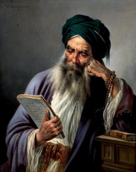 nuance de vert mahomet turban religion histoire