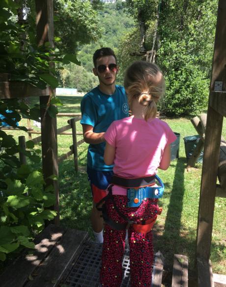 Séjour en famille à Peyragudes #été