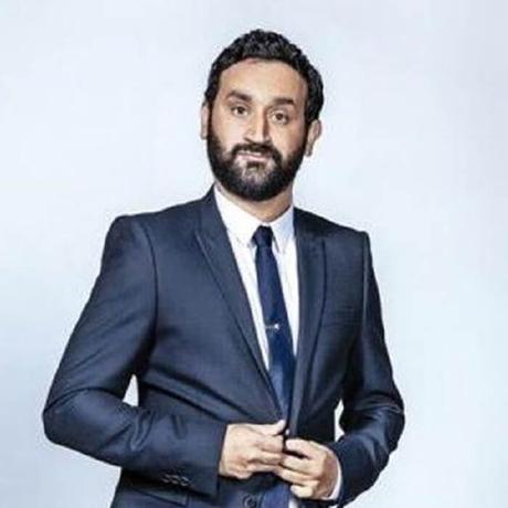 L'animateur de télé le mieux payé: Cyril Hanouna