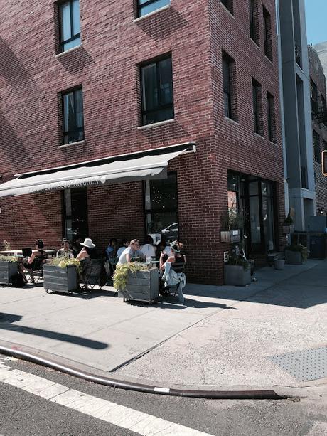New-york / Brooklyn, mes bonnes adresses café, restau, déco /