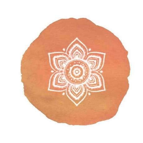 couleur orange pour le chakra sacré