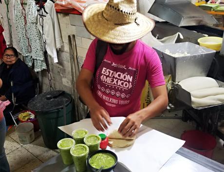 Visiter le marché de Jamaica à Mexico