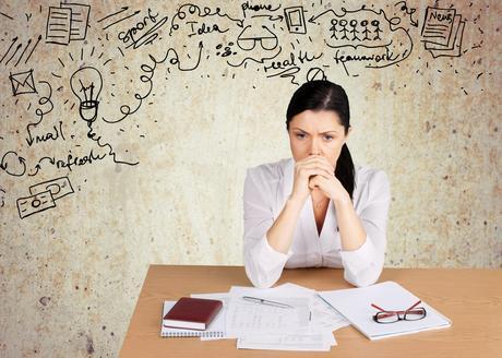 Causes de stress et peur de fond