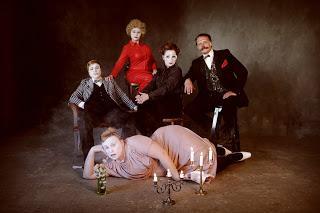 LoDka, du théâtre clownesque russe