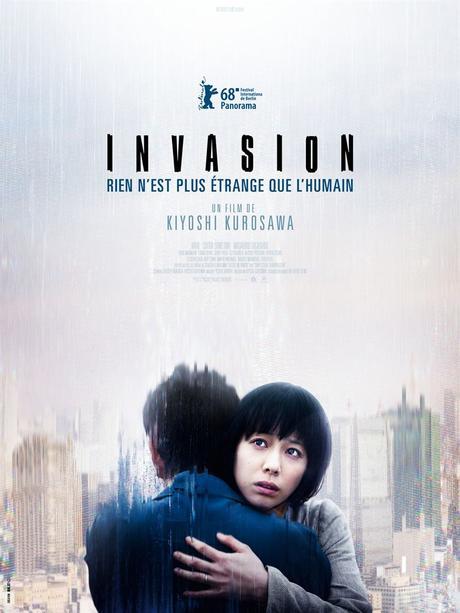 [AVIS] Invasion, film d'aliens perturbant et très simpliste !