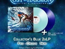 Lost Harmony Découvrez l'Edition double vinyle collector