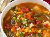 Soupe légumes coupés petits thermomix