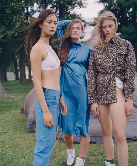 Vera, Rebecca et Ellen par Olivia Frolich