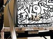 Michael michael kors graffiti caspule collection
