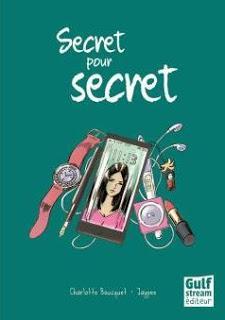Secret pour secret de Charlotte Bousquet et Jaypee