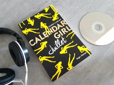 Calendar Girl Juillet - Audrey Carlan