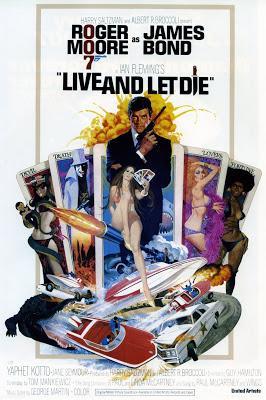 Vivre et laisser mourir - Live and let die, Guy Hamilton (1973)