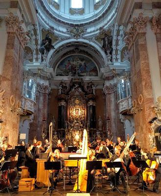 Davidis pugna et victoria , le seul oratorio latin connu d'Alessandro Scarlatti au Festival d'Innsbruck
