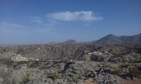 Oman version montagnes et canyons