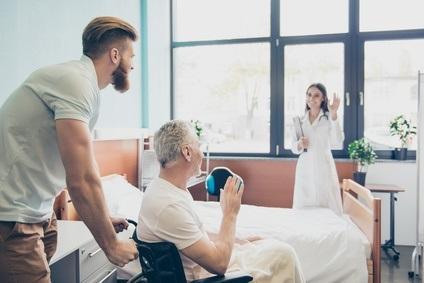 Si peu nombreux sont les patients qui choisissent de sortir contre avis médical, ils sont néanmoins deux fois plus susceptibles, dans le mois qui suit, d'être réadmis à l'hôpital