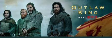 Première bande annonce VOST pour Outlaw King : Le roi hors-la-loi de David Mackenzie