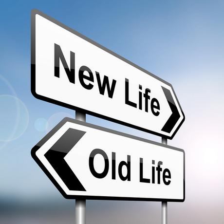 A mi chemin entre ancienne et nouvelle vie
