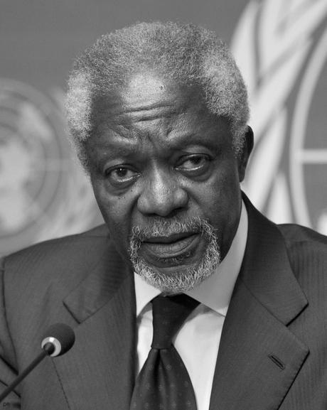 Kofi Annan, un serviteur du multilatéralisme