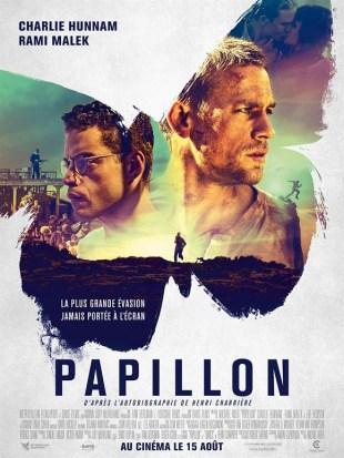 [Critique] PAPILLON (2018)