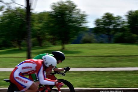 Coupe du monde de paracyclisme 2018 - Baie-Comeau...