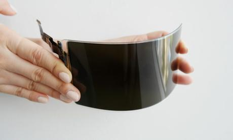 Samsung confirme son envie de sortir en premier un smartphone à écran « pliable ».