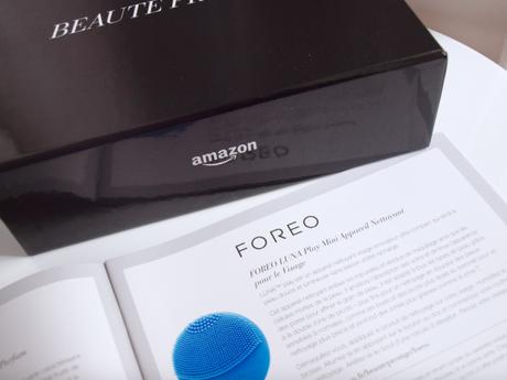 La Box Beauté Prestige de chez Amazon #1 – Mega Late Post