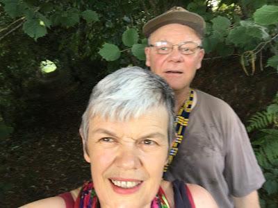 Nos festivals été 2018 et décès de mon ami Paul Derôme