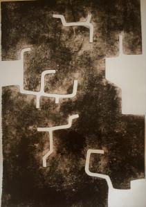 Galerie MAEGHT  exposition Eduardo CHILLIDA   7 Septembre au 13 Octobre 2018