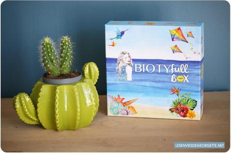 La Biotyfull Box d'aout 2018 : la protégée
