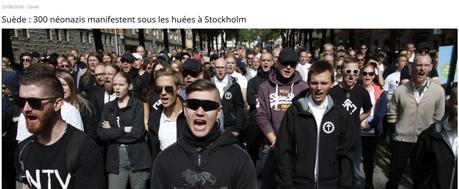 le modèle suédois a du plomb dans l'aile droite (extrêmement)