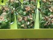 Salade concombre Thaïe
