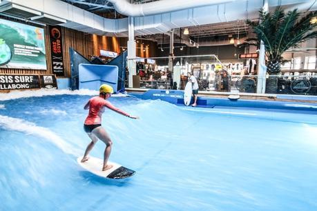 Quoi faire en Montérégie oasis surf