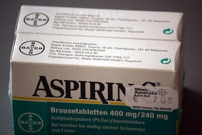 #thelancet #évènementvasculaire #prévention #aspirine Utilisation de l'aspirine pour réduire les évènements vasculaires initiaux chez les patients à risque modéré de maladie cardiovasculaire (ARRIVE) : essai randomisé en double-aveugle, contrôlé par pl...