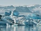 plus vieilles glaces l'Arctique disloquent