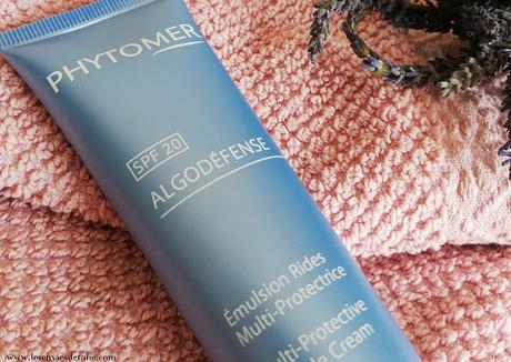 Emulsion rides multi-protectrice Algodéfense by Phytomer