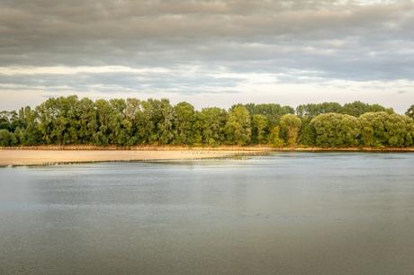 Mon petit village au bord de la Loire