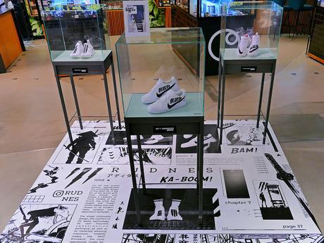 Af1 Et Rudnes AnarchyÀ Présentent Throwback Voir Leur Sneakers bvYy7f6g