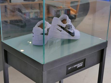 AnarchyÀ Leur Et Af1 Throwback Voir Présentent Sneakers Rudnes f7gyb6