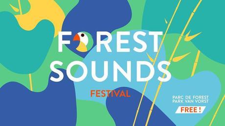 L'Orchestre Tout Puissant Marcel Duchamp XXL au FOREST SOUNDS FESTIVAL au Parc de Forest, le 1 septembre 2018