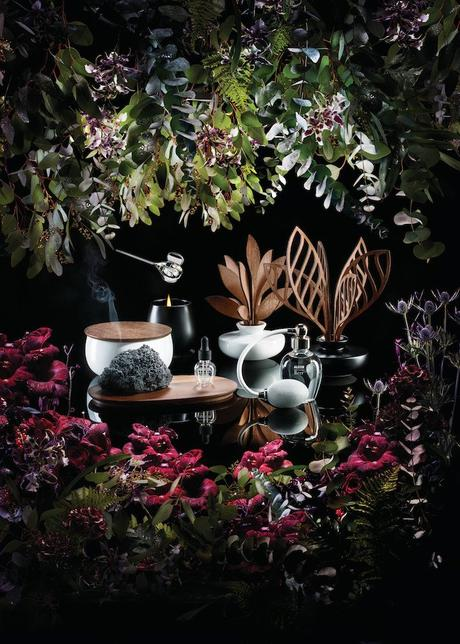 bougies Alessi x Marcel Wanders the 5 seasons blog déco design clemaroundthecorner