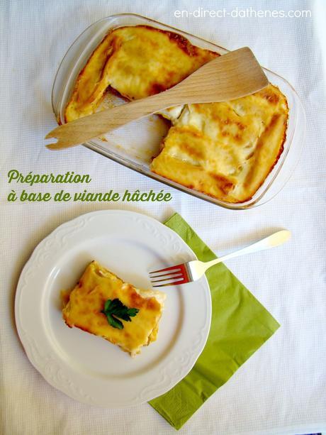 """Le plus """"mamadhistiko"""" des plats pour souhaiter une bonne rentrée à tous petits et grands, les makaronia me kima"""
